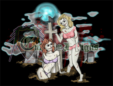 Zombie Girls Unearth